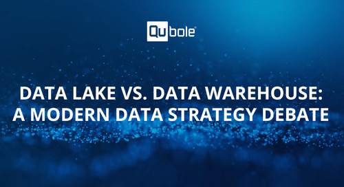 Data Lake vs. Data Warehouse: A Modern Data Strategy Debate