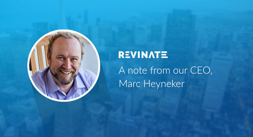 SAP + Qualtrics Acquisition Validates Strength of Revinate's Vision for the Hotel Industry