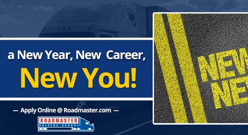 A New Year, New Career, New You!
