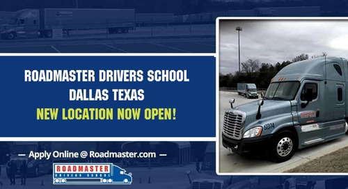 Roadmaster Dallas: New Location Now Open!