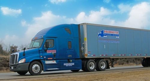 Truck Drivers Help Hurricane Victims