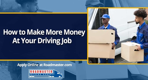 How to Make More Money Driving
