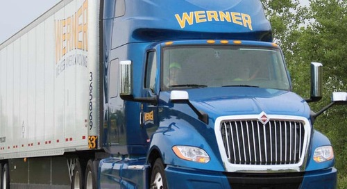 Truck Driver Shortage on Course to Double