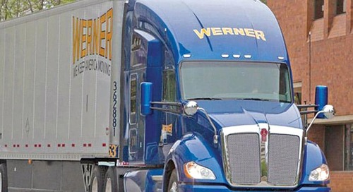 """""""Truck Driver Shortage"""" Hits All Time High"""
