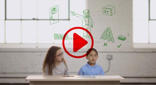 More Kids on Banking