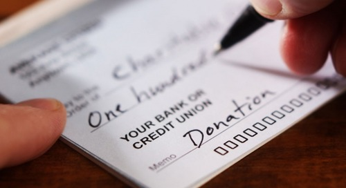 Tax Reform and Charitable Giving: Four Reasons Why Nonprofit Donations Should Grow