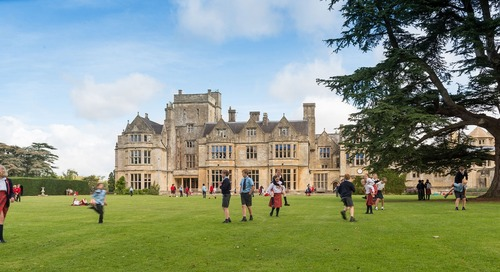 Seeing the Big Picture at Independent Schools