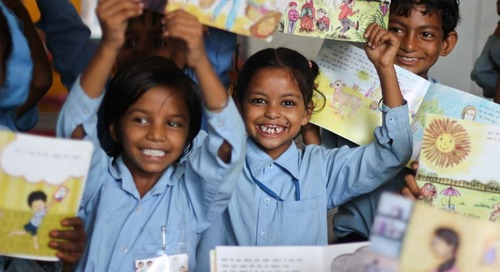 Room to Read: Supporting Girls' Education and Literacy