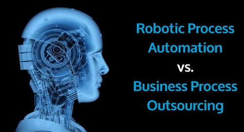 Will Robotic Process Automation (RPA) Replace Business Process Outsourcing?