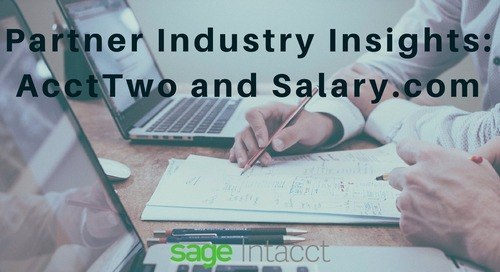 Partner Industry Insights with AcctTwo and Salary.com