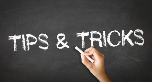 Tuesday Tips and Tricks: Sage Intacct Shortcuts