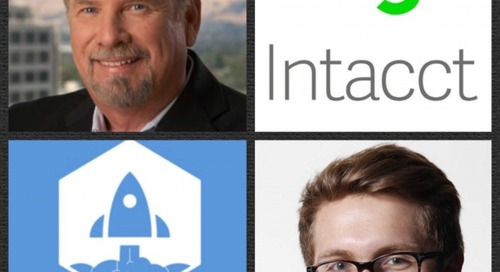 Q&A with Sage Intacct Managing Director, Rob Reid, and Harry Stebbings - Part 2
