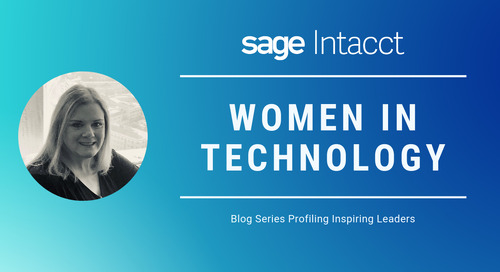 Women in Technology -- Melody Williams