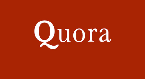 Top Salespeople to Follow on Quora