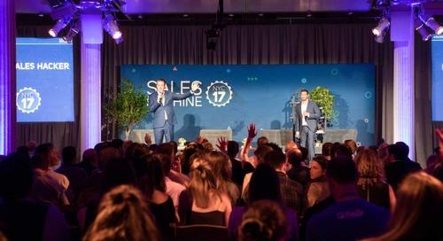 Sales Machine 2017 Recap: Key Takeaways, Insights, Strategies, Tips & More