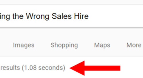 5 Unforeseen Financial Pitfalls of Making the Wrong Sales Hire