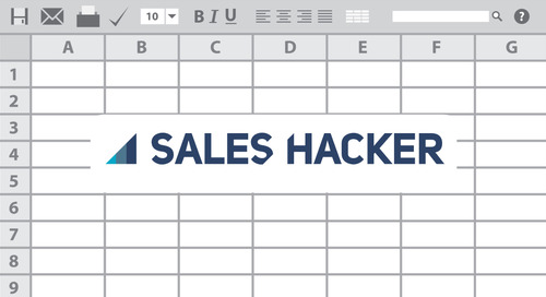 10 Free Sales Excel Templates For Tracking Your Pipeline, Activities & Performance