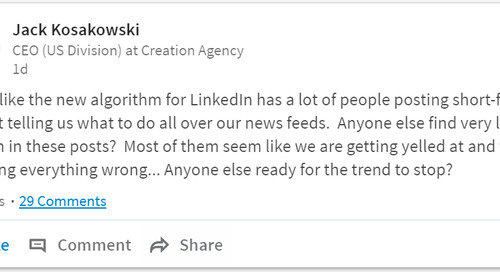 How To Build Your Personal Brand On LinkedIn (And Drive More Sales Conversations)