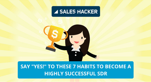 7 Habits of Highly Successful SDRs
