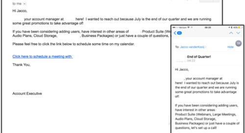 How NOT to Write a Cold Email: Real Life Example (Complete Breakdown)