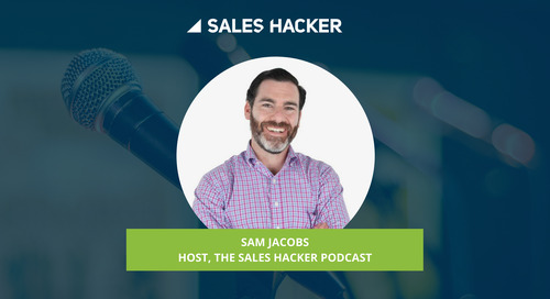 Presenting the Brand New Sales Hacker Podcast—B2B Sales Insights Every Tuesday