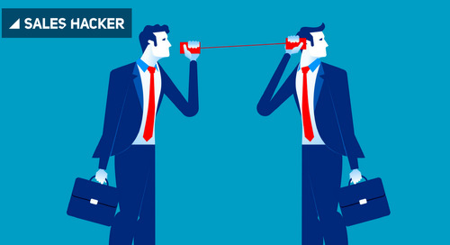 Recording Sales Calls: 3 Ways Marketers Can Use This Data to Help Win Deals