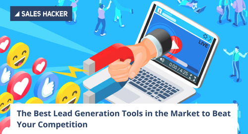 36 Best Lead Generation Tools to Increase Leads by 300%