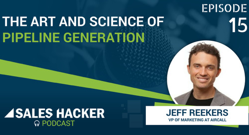 PODCAST 15: The Art and Science of Pipeline Generation