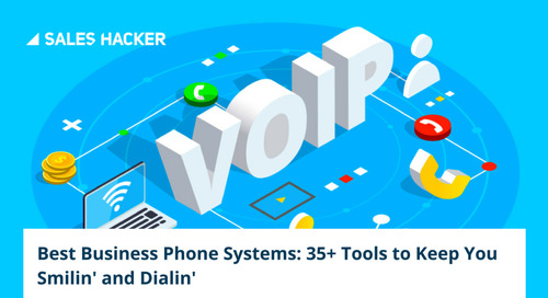 Best Business Phone Systems: 35+ Tools to Keep You Smilin' and Dialin'