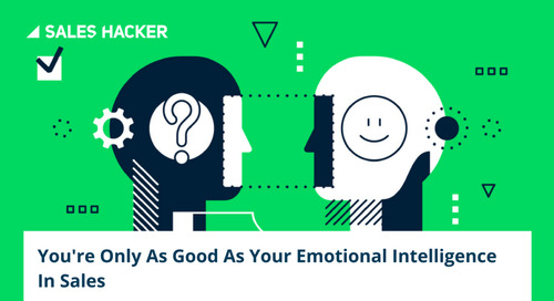 Tapping Into Your Soft Side with Emotional Intelligence in Sales