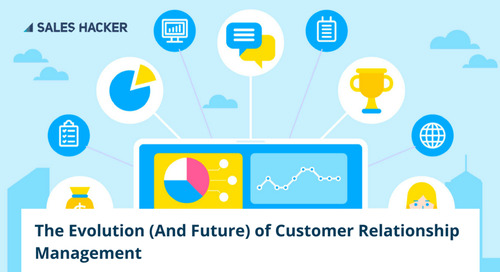 The Evolution of CRM (And Where it's Going) in the Future
