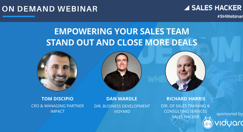 Empowering Your Sales Team  Stand Out and Close More Deals