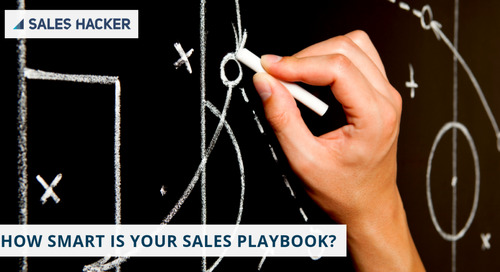 How Smart Is Your Sales Playbook?