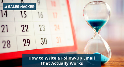 How to Write a Follow-Up Email That Actually Works