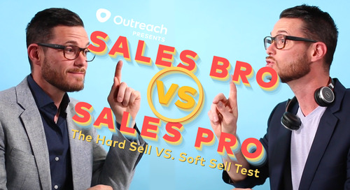 Sales Bro vs. Sales Pro: Hard Sell or Soft Sell Test