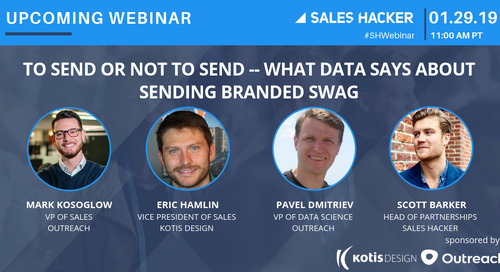 To Send or Not to Send — What Data Says About Sending Branded Swag