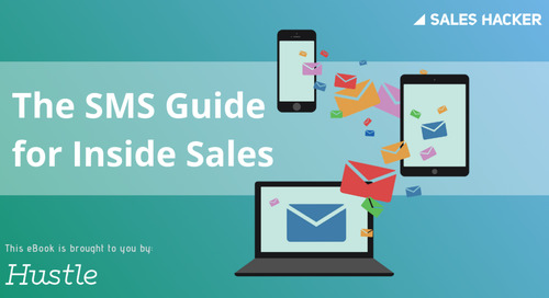 The SMS Guide to Inside Sales
