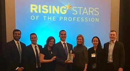 The 2018 Rising Stars of the Profession