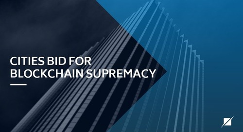 Cities Bid For Blockchain Supremacy