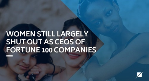 Women still largely shut out as CEOs of Fortune 100 companies