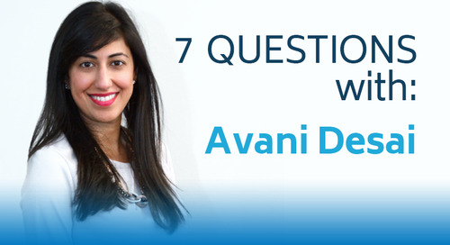 7 Questions: Why Avani Desai loves the 'moon' button on her iPhone