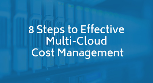 8 Steps to Effective Multi-Cloud Cost Management