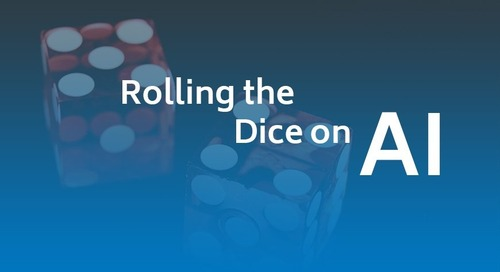 Rolling the Dice on AI