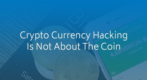 Crypto Currency Hacking Is Not About The Coin