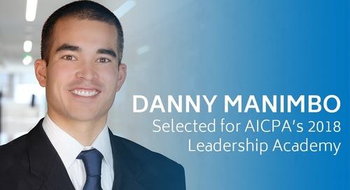 AICPA's 2018 Leadership Academy