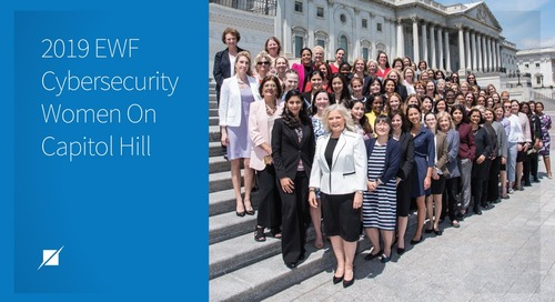 2019 Cybersecurity Women On Capitol Hill Public/Private Symposium