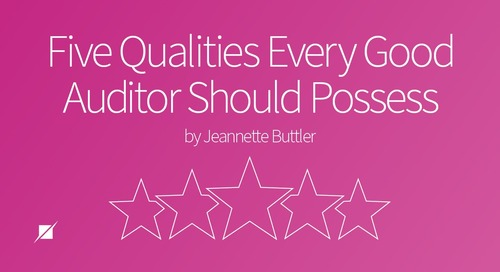 Five Qualities Every Good Auditor Should Possess