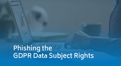 Phishing the GDPR Data Subject Rights