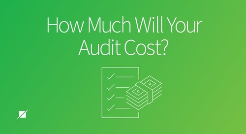 How Much Will Your Audit Cost?