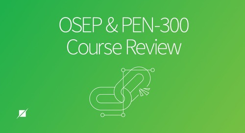OSEP and PEN-300 Course Review